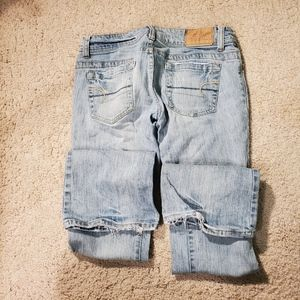 American Eagle Outfitters Jeans - 2/$20 American Eagle AE artist straight jeans